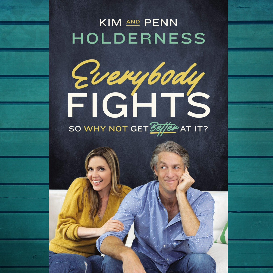 Book Review: Everybody Fights by Kim and Penn Holderness - Tabi Thoughts